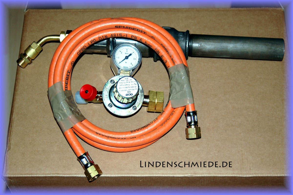Gasbrenner Brennersortiment /Komplettbrenner