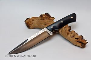 Lindenschmiede Jagdmesser D2 a