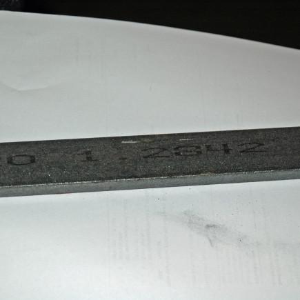 Flachstahl 30x10x500