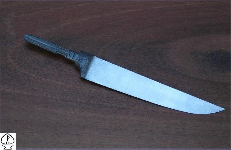Allzweckmesserklinge gesenkgeschmiedet 11cm ungefinished