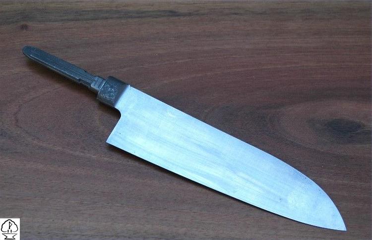 Kochmesserklinge gesenkgeschmiedet 18cm ungefinished