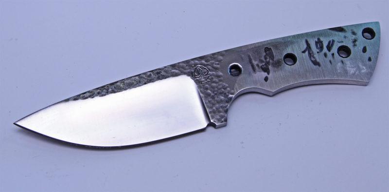 3-Finger-Messer Klinge D2 210 mm