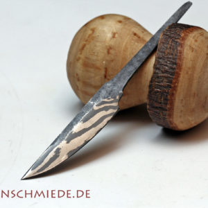 Damasteel Miniklinge 56 mm
