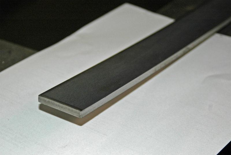 Flachstahl 40x4x820