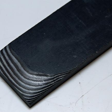 Micarta schwarz-weiß 9mm