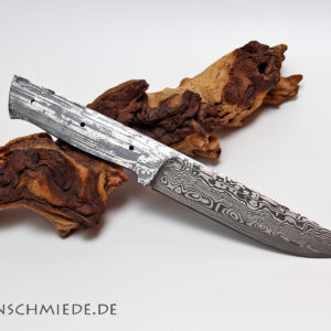 Damasteel Flacherlklinge 256mm