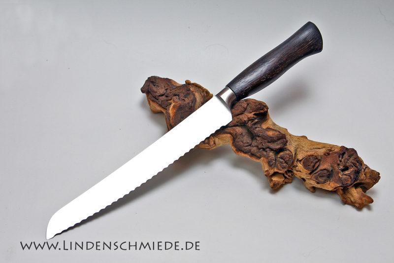 Brotmesser 21cm Räuchereiche