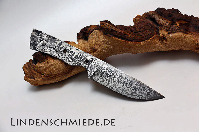 Damasteel Flacherlklinge 193mm