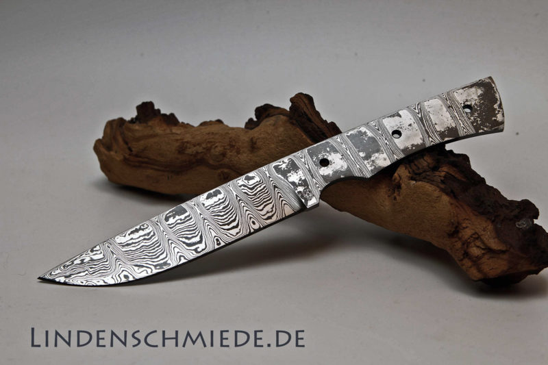 Damasteel Flacherlklinge 259mm