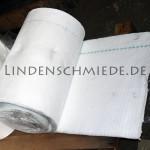 Keramikfasermatte 1/4 m²