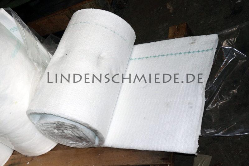 Lindenschmiede Keramikfasermatte 1