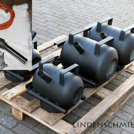 Schmiede / Gas Esse