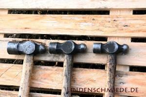 Kugel oder Ingenieurhammer