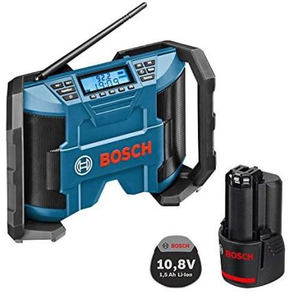 Bosch Baustellenradio GML 10,8V