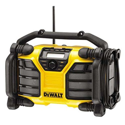 DeWalt DCR017 Baustellenradio