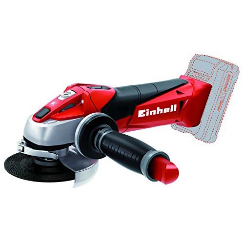 Einhell Akku Winkelschleifer TE-AG 18 Li Power X-Change