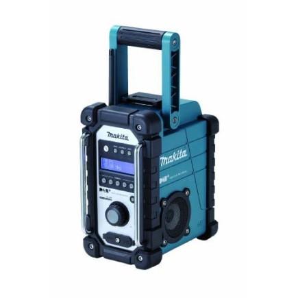 Makita Akku-Baustellenradio DMR105 7,2 - 18 V