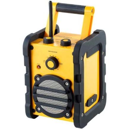 auvisio Baustellen- & Outdoor-Radio